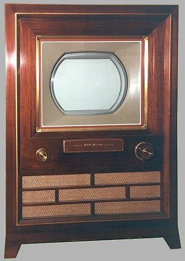 RadiolaGuycom  RCA Televison model CT100