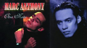 "LP DE LA SEMANA | ""Otra nota"", el álbum debut de Marc Anthony"