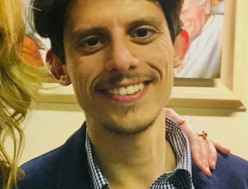 Un giovane di Pisticci nello staff giornalistico dell' Osservatore Romano - Radio Laser