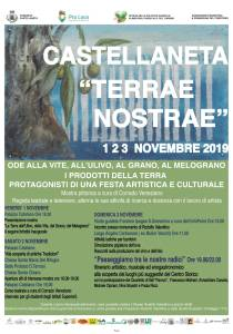 "CASTELLANETA - ""TERRAE NOSTRAE"""