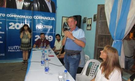 Presentación de los pre candidatos del Justicialismo para las Primarias