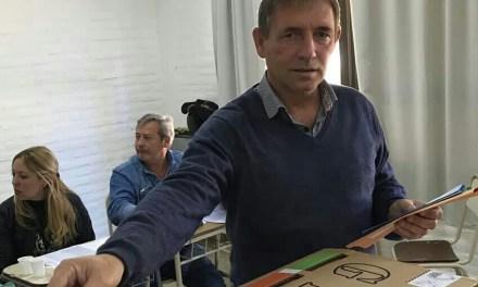 """Compagnucci: """"Nos hemos impuesto a prácticamente todo el aparato provincial que desembarcó en Las Parejas"""""""