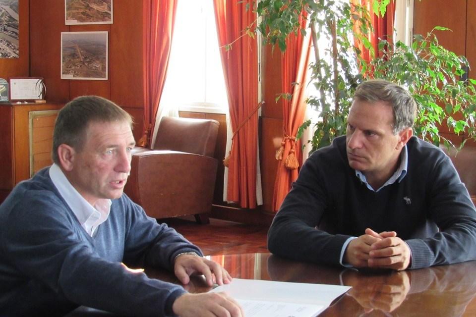 """Compagnucci: """"Es inminente el arreglo de la Ruta 178 desde Villa Eloísa hasta Las Parejas"""""""
