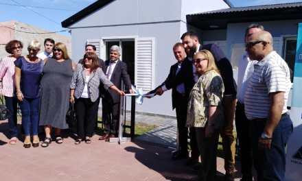 Inauguraron la Oficina Descentralizada de Fiscalía