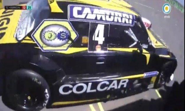 El Flaco Ardusso fue el más rápido en boxes y quedó líder