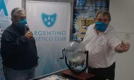 Sortearon el Smart TV 43″ del bono de Argentino