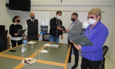 SAMCo y Bomberos recibieron Cápsulas de Aislamiento para pacientes