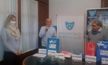 Nuevo sorteo de los Socios de Fierro de Argentino