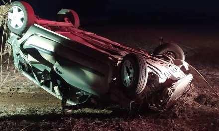Accidente fatal en Las Rosas