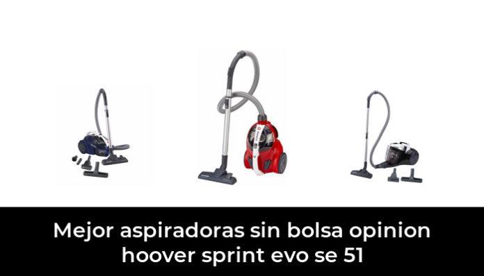 3 La mejor aspiradoras sin bolsa opinion hoover sprint evo