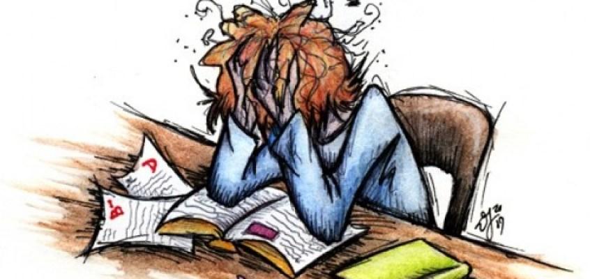 Stress da lavoro avvertito dal corpo