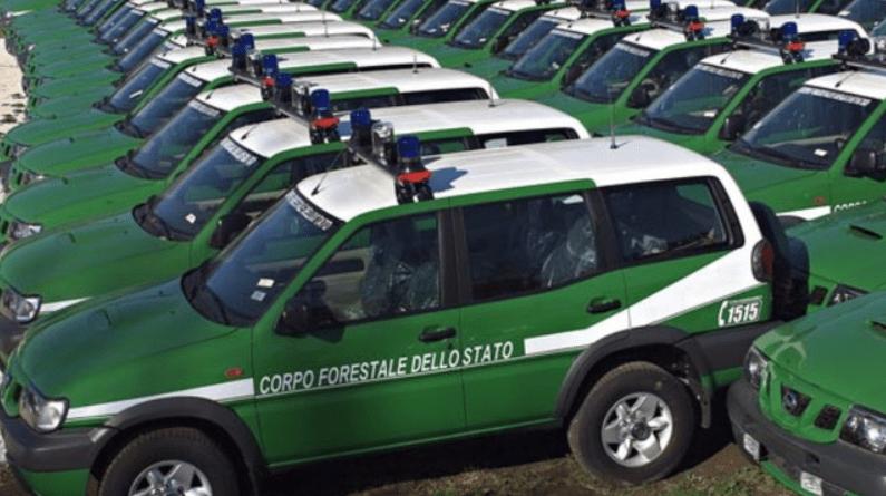 barracelli multano negazionisti che multano forestali