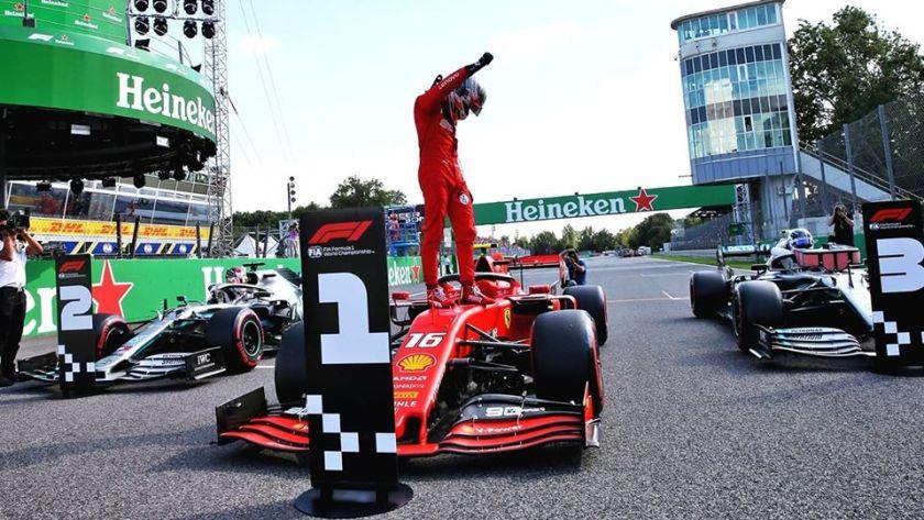 F1 firmato Patto Concordia