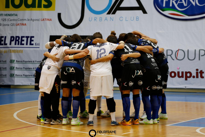 Risultati immagini per battistoni axed group Latina calcio a 5