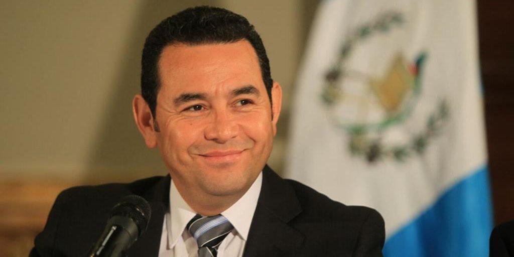 Pese al rechazo mundial Guatemala traslada su embajada a Jerusalén - Jimmy-Morales-1024x512