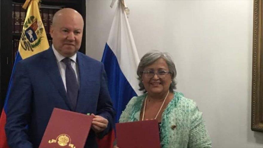 Rusia tilda de 'inmoral' ofensiva contra Venezuela tras elecciones - rusia