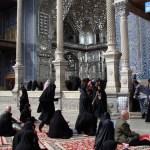 Teología atómica y expansionismo persa - Ciudad-santa-de-Qom.-Mezquita-Masumeh-de-Fatima.-Foto-carlos-de-Urabá.