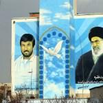 Teología atómica y expansionismo persa - murales-dedicados-a-los-mártires-Teherán.-Foto-carlos-de-Urabá