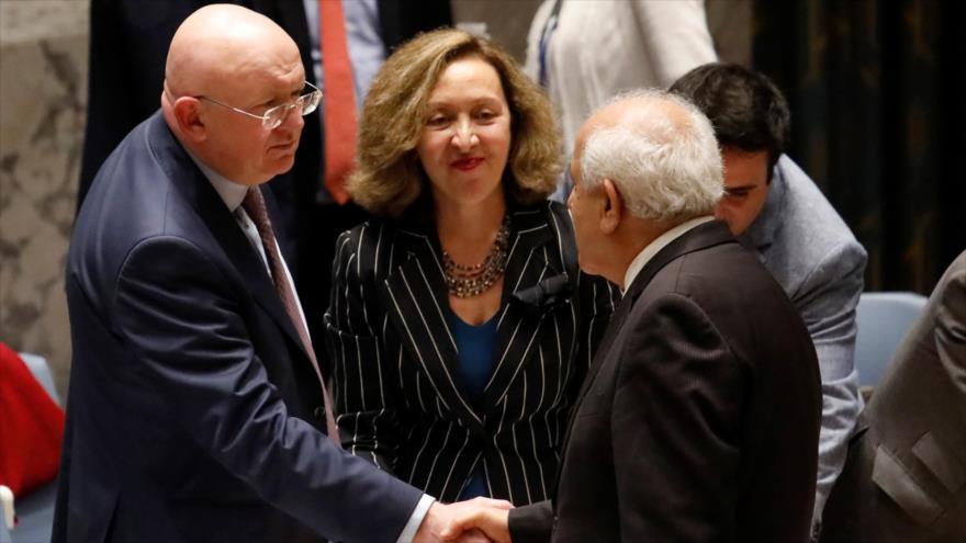 Rusia insta a Israel a poner fin a la ocupación de Palestina - russia