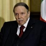 Argelia gobernada por un cadáver. Bouteflika pretende presentarse a las elecciones presidenciales del 2019 - Bouteflika-Presidente-de-Argelia.