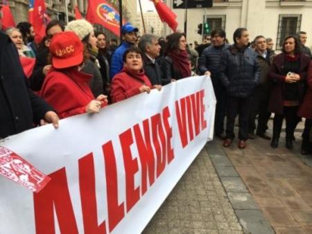 Chile: El aniversario de un sueño asesinado - allende_vive_custom_1_