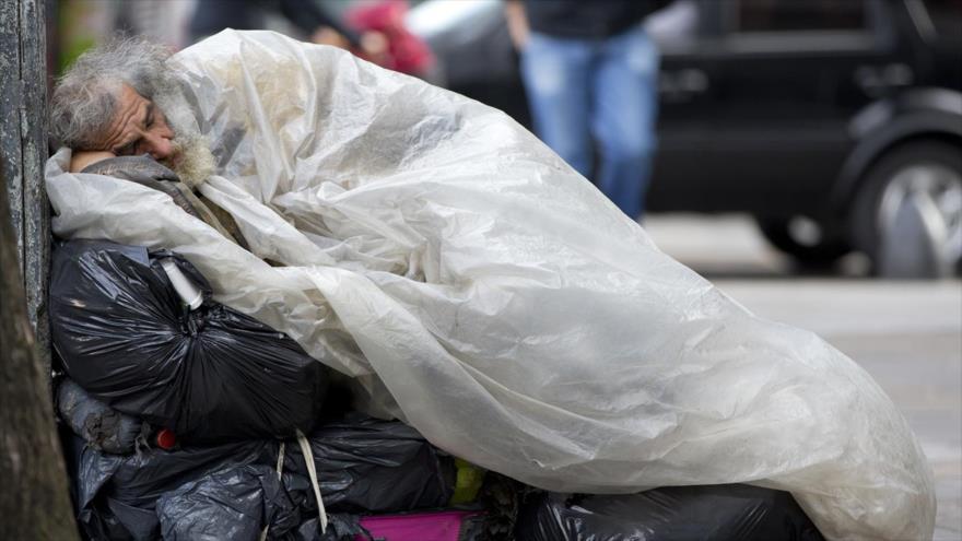 Pobreza afectará al 30% de los argentinos al final de 2018 - argentina-pobre