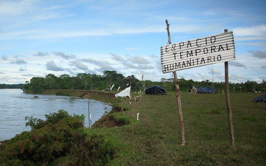 Amenazan a la líder  Sandra Lagos de la ZRCPA - perla-amazonica