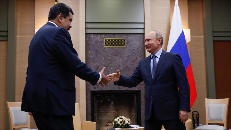 Moscú: Cooperación militar Rusia-Venezuela seguirá activa - 22102227_xl