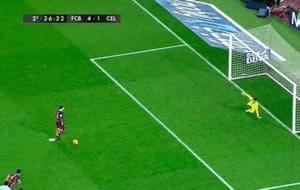 Así canto los Goles del Barça-Celta el maestro @jmolivan