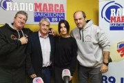 Hoy en @Pista8BCN hablamos con Manolo Orantes y Felip Rodenas