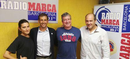 Joan Navarro presidente de la Federación Catalana de tenis radiomarcabcn