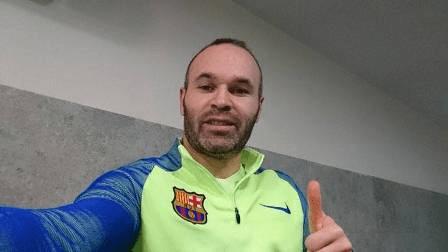 """Albert Perrín: """"Iniesta obre la carpeta de la renovació pel tracte que està rebent des de dins del club"""""""