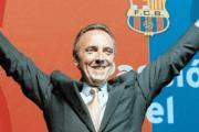 """Joan Gaspart en La Ronda: """"Mi candidato sería Unzué"""""""