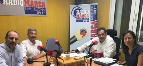 El saló @automobilebcn, protagonista avui al Fórmula Marca, amb @JLlMerlos radiomarcabcn