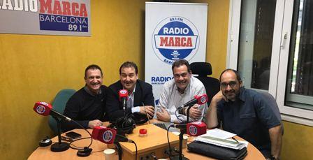 El GP de F1 del Cicruit de Catalunya i l'Automobile BCN, protagonistes al @FormulaMarcBCN radiomarcabcn
