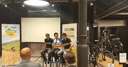 TRANSPYR 2017 este sábado en Marca Ciclisme con José Manuel Oliván
