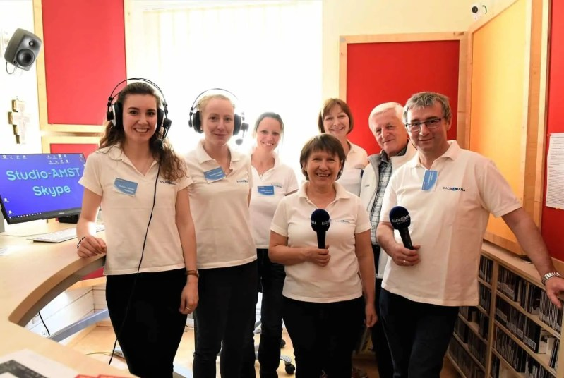 LNdK Radio Maria e