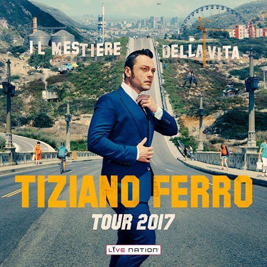 Tiziano FERRO in concerto al SanFilippo di Messina