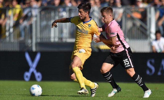 Termina 0-0 la sfida tra Frosinone e Palermo