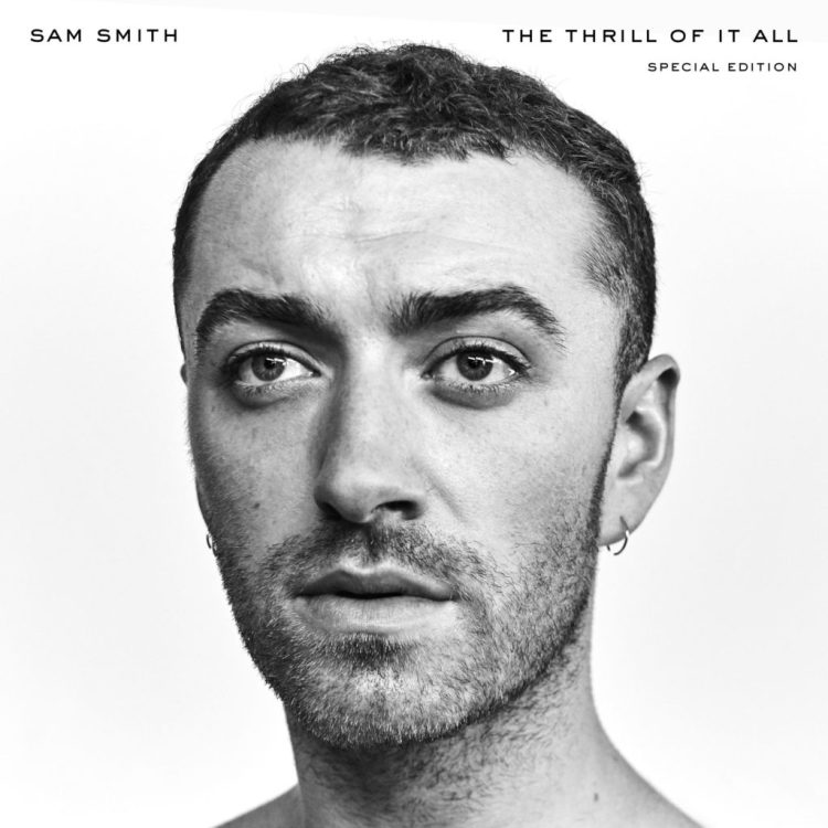 "Sam Smith, il nuovo album è ""The thrill of it all"""
