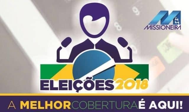 Relembre como foi o resultado do primeiro turno em São Luiz Gonzaga e região