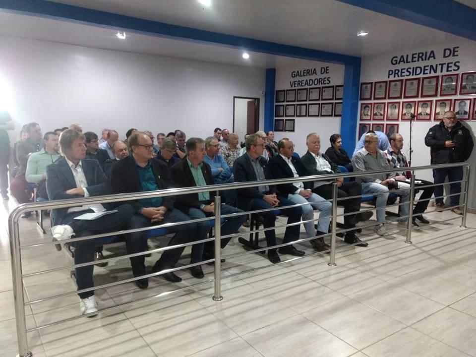 Lideranças pretendem conseguir licitar ponte em Porto Xavier antes do prazo