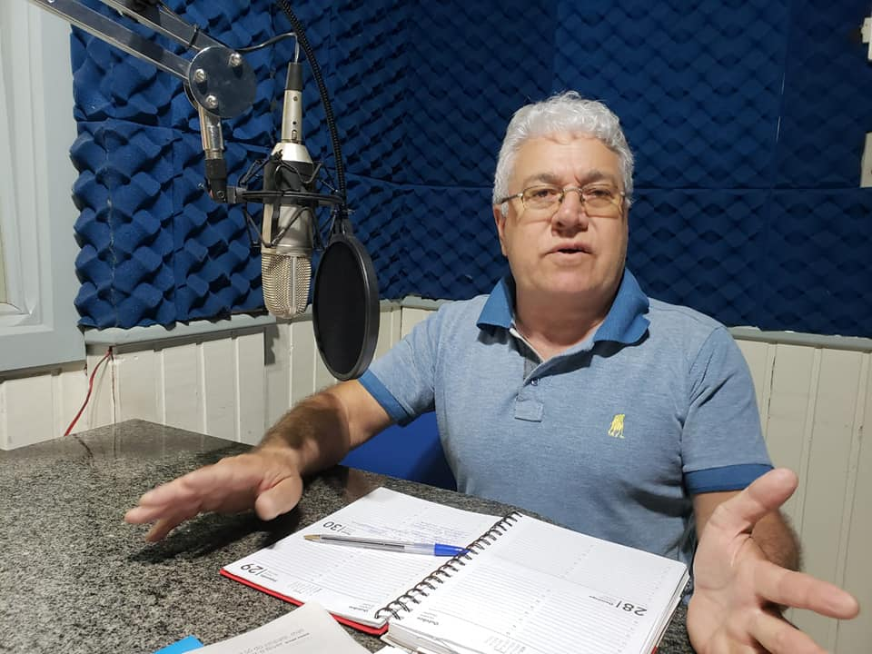 Após eleição, presidente do Sindicato dos Comerciários de São Luiz Gonzaga manifesta preocupação com futuro dos trabalhadores