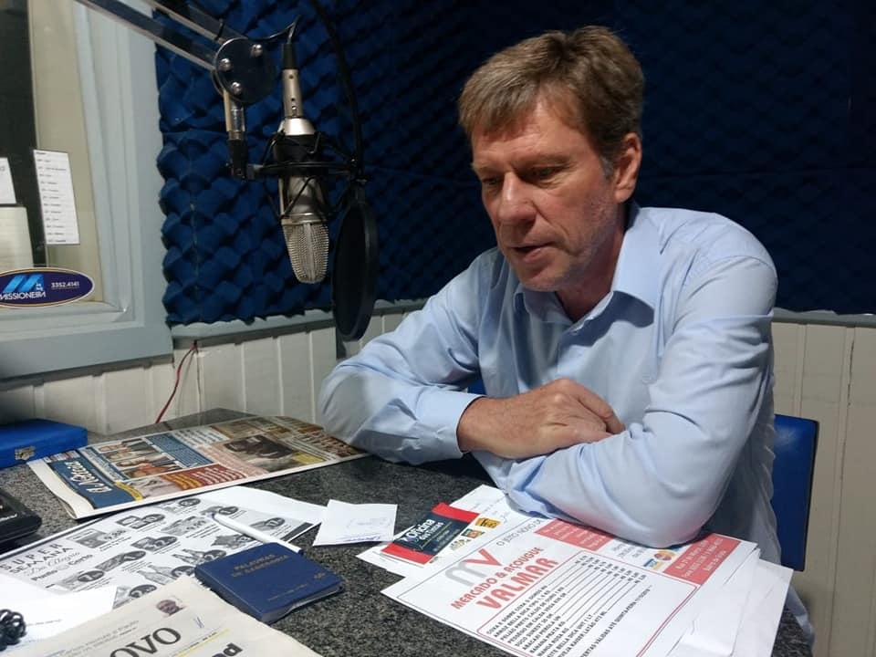 Piti Werle falou sobre a rejeição do Projeto de Insalubridade