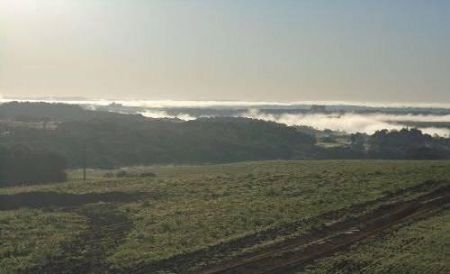 Chuva vai embora e dá lugar ao frio em São Luiz Gonzaga e região