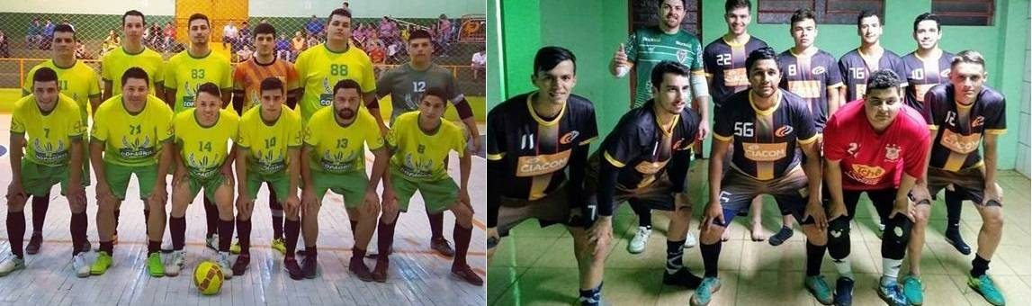 Final do Campeonato Municipal de Futsal de São Luiz Gonzaga será no sábado