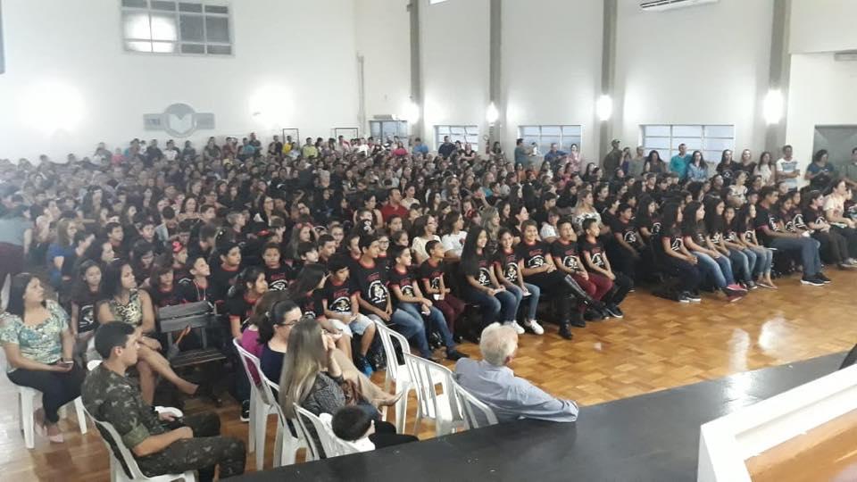 Brigada Militar de São Luiz Gonzaga forma mais de 370 crianças no Proerd