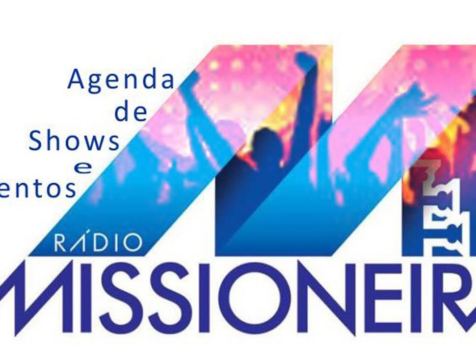 Confira a agenda de eventos do final de semana em São Luiz Gonzaga