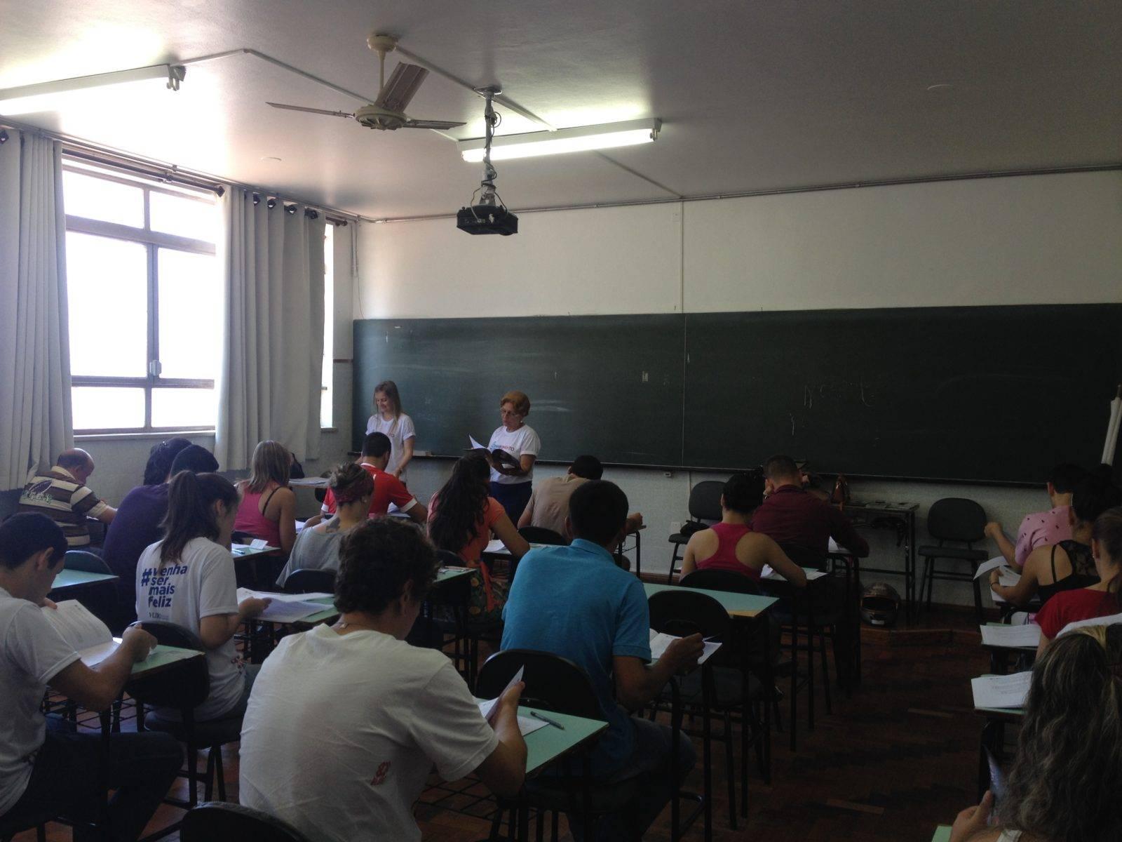 Prova do vestibular da URI é neste domingo em São Luiz Gonzaga
