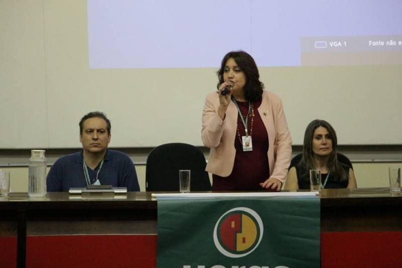 Arisa, eleita diretora regional, acredita na sensibilidade do novo governo em reconhecer a importância da Uergs